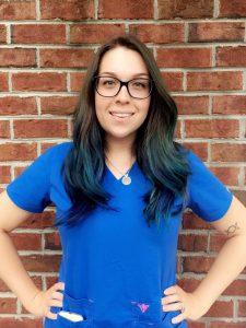 Chelsea Simonds, Patient Coordinator