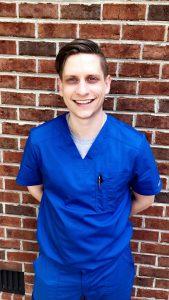 Alex Rauch, Patient Coordinator